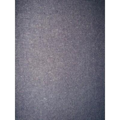 Bavlna - směsová modrý melír