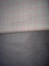 kord/flanel-doubleface v šedé