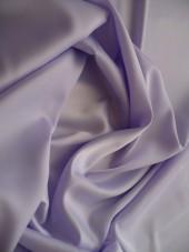 satén elastický/šeříkově fialová