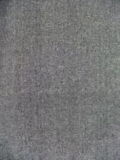 uno-černo/šedý melír