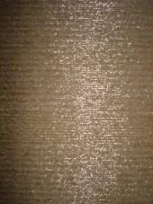 hedvabí buretové-stříbrná nitka