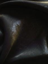 šifon-černý,strukturální vzor